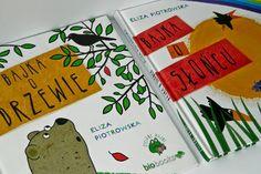 Maluszkowe inspiracje: Zielone bajki