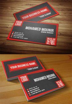 business cards template design - 22 #businesscards #creativebusinesscards #2014design