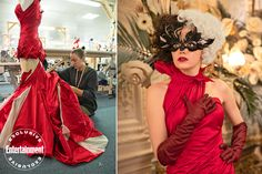 Creating <em>Cruella</em>: Behind the seams of the high-fashion film's punk rock look Punk Rock Fashion, High Fashion, Upcoming Disney Movies, Barbie Collection, Emma Stone, Costume Dress, Costume Design, Beautiful Dresses, Dress Up
