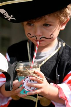 Pirate Party Planning Ideas Supplies Idea Cake Decorations