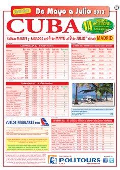 CUBA: La Habana+Varadero - dto. V.A. - salidas del 22/06 al 9/07 desde Madrid (8d/6n) desde 809€ - http://zocotours.com/cuba-la-habanavaradero-dto-v-a-salidas-del-2206-al-907-desde-madrid-8d6n-desde-809e/