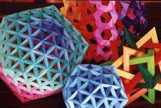 Figuras de Papel (Origami)