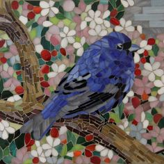 Image result for mosaic birds