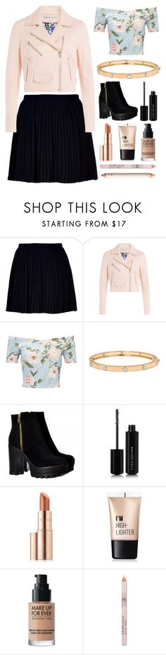 """love will tear us apart // read d?"" by briar989 ❤ liked on Polyvore featuring RED Valentino, Emilio Pucci, Miss Selfridge, Buccellati, Marc Jacobs, Estée Lauder, Charlotte Russe and MAKE UP FOR EVER"