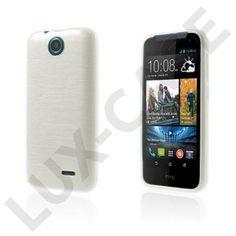 Bremer (White) HTC Desire 310 Cover