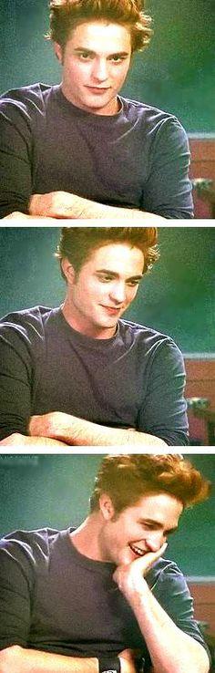 Robert Pattinson - Twilight set interview
