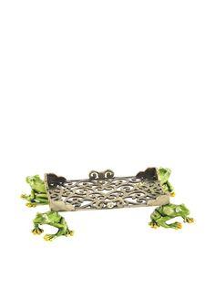 Olivia Riegel Swarovski Encrusted Frog Business Card Holder, http://www.myhabit.com/redirect/ref=qd_sw_dp_pi_li?url=http%3A%2F%2Fwww.myhabit.com%2F%3Frefcust%3DAGAOVICEUHEYD3HF3UCOIIKIHU%23page%3Dd%26dept%3Dhome%26sale%3DA3SYVST2G9U8UV%26asin%3DB007I1P1VC%26cAsin%3DB007I1P1VC