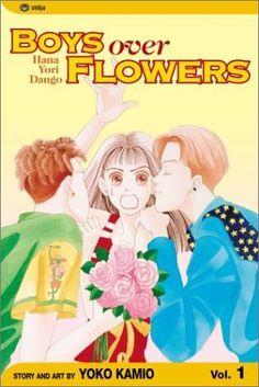 Boys Over Flowers, Vol. 1: Hana Yori Dango Boys Over Flowers: Hana Yori Dango: Amazon.de: Yoko Kamio: Fremdsprachige Bücher