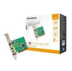 AVERMEDIA AVER-TV-SUPER-009 ANALOG PCI FM-UK-TX Tv Kartı