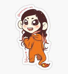 Dahyun Sticker -Twice  Sticker