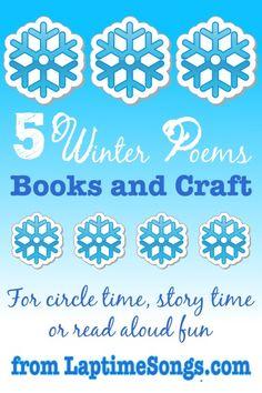 Laptime Program: Winter Poems    Laptime Songs