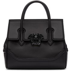 82a1dc39d157 Versace Black Medium Empire Bag ( 2