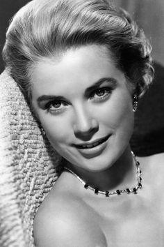 Grace Kelly. c. 1950's.