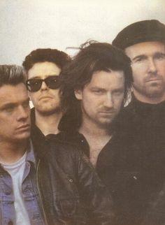 U2 ..The Joshua Tree Era