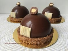 Christmas Sweets, Eclairs, Mini Cakes, Cheesecakes, Baked Goods, Mousse, Biscuits, Deserts, Dessert Recipes