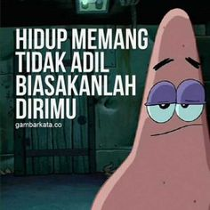 12 Best Kata Kata Images Spongebob Squarepants Spongebob