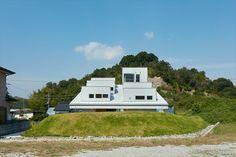藤原・室 建築設計事務所 徳島の家 http://www.kenchikukenken.co.jp/works/1085477397/1887/