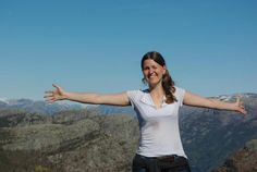 Stavanger - Norway - Top of...somewhere..hehehe