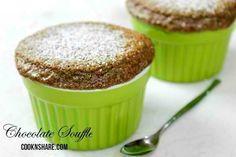 Flourless Chocolate Souffle | Cook n' Share - World Cuisines