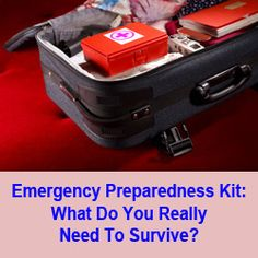 Discover What Emergency Preparedness Entails