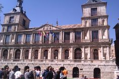 Ayuntamiento de Toledo Spain, Louvre, Building, Travel, Town Hall, Photos, Sevilla Spain, Buildings, Viajes