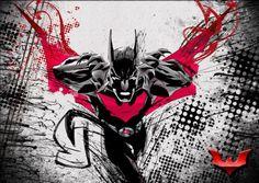 #batman # the dark knight #bruce wayne #gotham city #riddler #joker #poison ivy #harvey dent #two face #robin #batgirl #night wing #art #batman beyond #detective comics #dc comics #batmobile #batcave #Alfred #i'm the night #why so serious