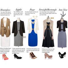 Neat, modest fashion.