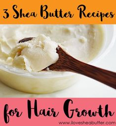 Not long ago, I talked about shea butter being good for hair growth. And it's true. If you use it consistently on your scalp in hot oil treatments, you really can encourage hair growth or re-grow your hair. Now when you mix it with other hair growth-boosting ingredients, you have a much better chance of …