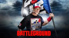 #WWE #WorldWrestlingEntertainment #WWEBattleground #WWEBattleground2016 #JohnCena