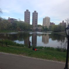 Central Park: Fishing at Harlem Meer - New York City, NY #Yuggler #KidsActivities #NYC