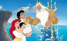 Disney Princess Ariel Baby Melody | The Little Mermaid II: Return to the Sea (2000)