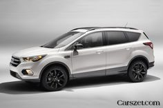 The new 2018-2019 Ford Escape got a Sport Appearance Package