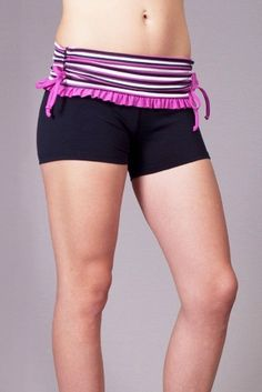 Yoga shorts: $46