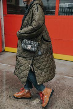 STREETSTYLE Street Style #NYFW / Día 4