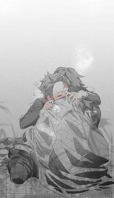Anime Angel, Anime Demon, Slayer Meme, Anime Weapons, Demon Hunter, Dragon Slayer, Gay Art, Fantasy Landscape, Cute Anime Couples