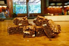 Finlandia Bourbon Brownies