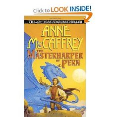 The Masterharper of Pern (Dragonriders of Pern) - Anne McCaffrey
