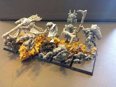 Warhammer Skaven, Mini Paintings, Steam Punk, Painting Inspiration, Old World, Minis, Conversation, Sculpting, Old Things