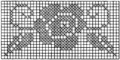 filet crochet patterns free | Free Filet Crochet Curtain Patterns | Crochet Guild