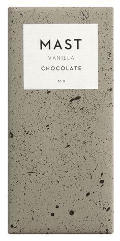 Milk chocolate blended with whole Bourbon vanilla beans 60% cacao, cane sugar, cocoa butter, buttermilk powder, vanilla beans Cacao origin: Madagascar