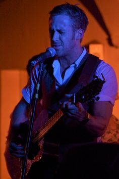 """Dead Mans Bones - Ryan Gosling's folk band with an interestingly supernatural and eerie feel. Try it out with """"my body's a zombie for you,"""" cool tune."""