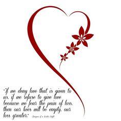 I like the heart