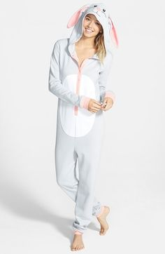 BP. Undercover Rabbit Jumpsuit (Juniors) available at #Nordstrom