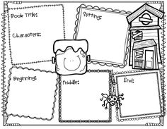I love Halloween! It is such a fun time to be in the classroom! I am always on the lookout for themed activities that are meaningful and r. Halloween Stories, Theme Halloween, Halloween Activities, 2nd Grade Writing, Third Grade Reading, Second Grade, Halloween Writing Prompts, How To Begin A Story, Teaching Writing