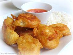 Rezepte mit Herz ♥: Hähnchenbrust gebacken mit Basmati Reis und Sweet Chili Sauce