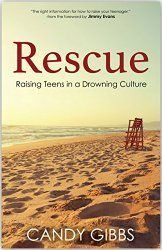 """Book Review/ #Giveaway: """"Rescue- Raising Teens in a Drowning Culture"""""""