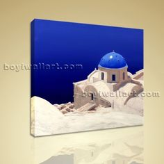 """HD Photo Print Mediterranean Landscape Picture Canvas Wall Art Photography Extra Large Wall Art, Gallery Wrapped, by Bo Yi Gallery 18""""x18"""". HD Photo Print Mediterranean Landscape Picture Canvas Wall Art Photography Subject : Mediterranean Style : photography Panels : 1 Detail Size : 18""""x18""""x1 Overall Size : 18""""x18"""" = 46cm x 46cm Medium : Giclee Print On Canvas Condition : Brand New Frames : Gallery wrapped [FEATURES] Lightweight and easy to hang. High revolution giclee artwork/photograph...."""