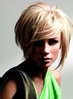 30+ Best Inverted Bob With Bangs   Bob Hairstyles 2015 - Short Hairstyles for Women