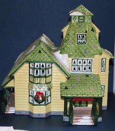 Dept. 56 Original Snow Village Village Resort #50920 #babescollectibles