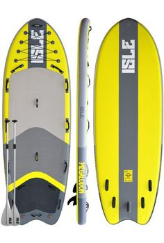 Sevylor Indus Inflatable Fitness Paddle Board Beautiful And Charming Kayaking, Canoeing & Rafting